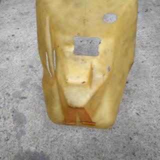 NSR50 キャブレターボックス