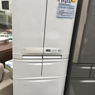 福岡 早良区 原 激安 現状品 SANYO 435L冷蔵庫 SR-...