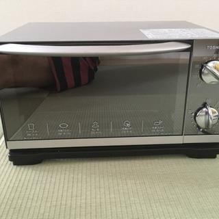 ★中古品★使用感あり、東芝2013年度製オーブントースター