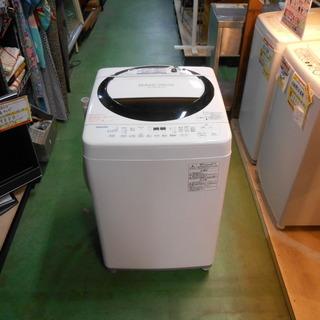 【磐田市見付】 東芝 洗濯機 6.0キロ AWー6D3M