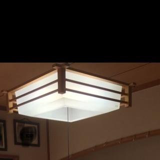 広いお部屋に!  3連 和室用照明