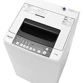 大幅値下げ中【保証期間半年アリ】【美品】洗濯機5.5kg