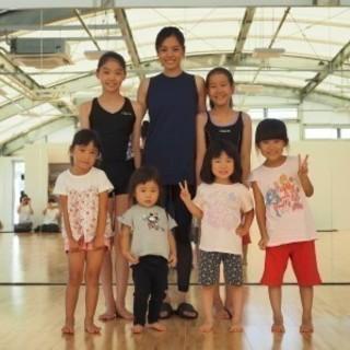 元新体操日本代表、坪井保菜美の、こども向け新体操教室は楽しくて仕...