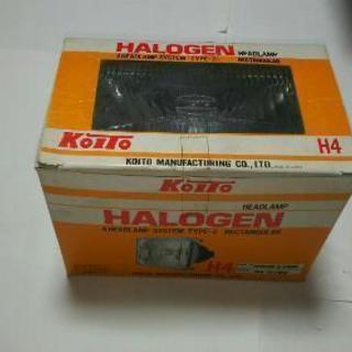 小糸ハロゲンヘッドライト