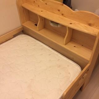 子供用ベッド シングルベッド サリ...