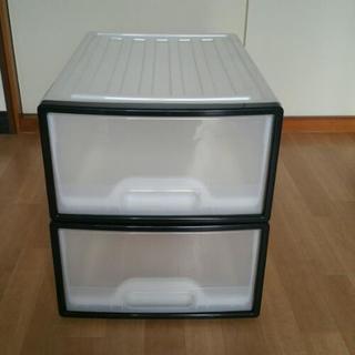 【 ご購入者様決定】収納ボックス 2個セット