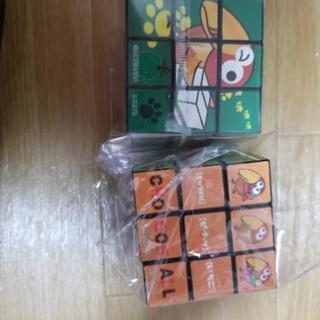 新品未使用☆キョロちゃん6面パズル