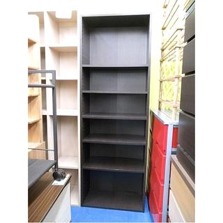 札幌【棚板の高さ調節が可能な本棚】幅60cm 棚板5枚 組立て済 ...