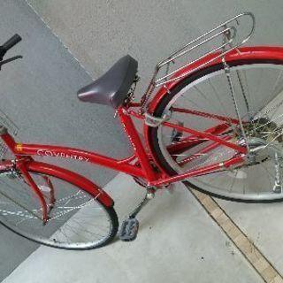 5変速 自転車