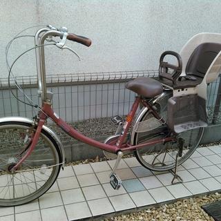 子供乗せ自転車 Maruishi ふらっかーず