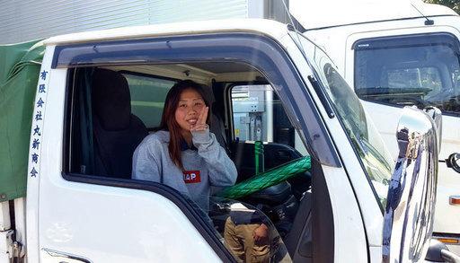 トラックドライバー 仕事内容