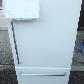 ☆MUJI 無印良品 アクア AQUA MJ-R16A 157L 2ドアノンフロン冷凍冷蔵庫◆明るい良品計画