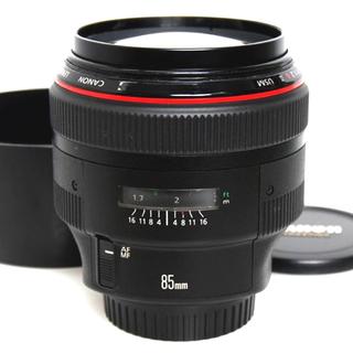 Canon キヤノン EF 85mm F1.2 Ⅱ