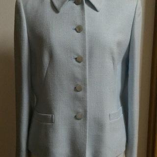 ホワイトスカートスーツ(オンワード樫山)