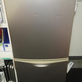 【注目】ナショナル 2ドア 冷蔵庫 122L( Panasonic パナソニック NR-B121J)