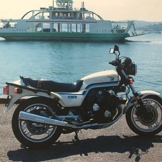 CBX1000 1982年