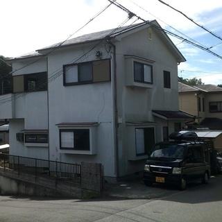 (@゚ー゚@)ノ能勢町下田 戸建て賃貸 ペット可 猫&大型犬 賃料...