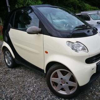 スマートK 燃費も良く、小回り効いて、クセはあるけど楽しい車です。
