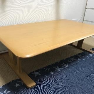 ニトリ新品座卓