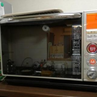 【4000円】スチームオーブンレンジ TOSHIBA ER-F8