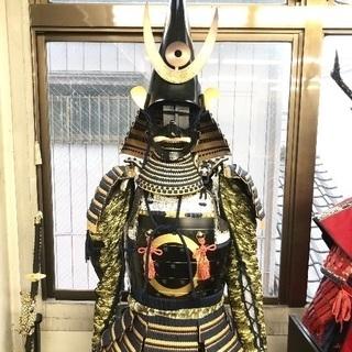 商談中 加藤清正の鎧 兜4