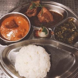 異国料理を食べる会