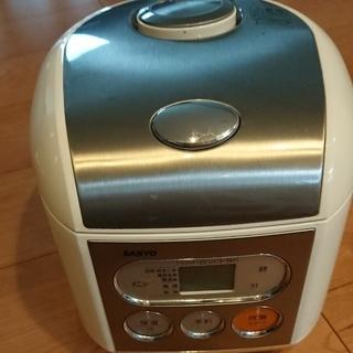 SANYO マイコンジャー炊飯器 5合タイプ ECJ-FS50