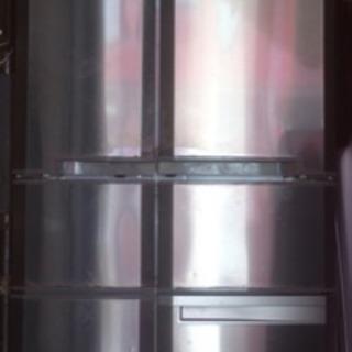三菱冷蔵庫415L 製氷機付き