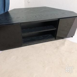 黒コーナーテレビ台 最終値下げ♡