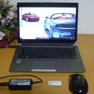 タッチパネル搭載!Toshiba dynabook R634/L...