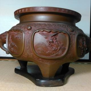 銅製の火鉢