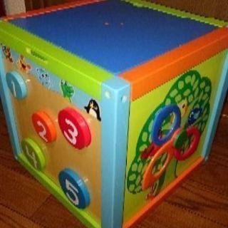 知育玩具(木製)