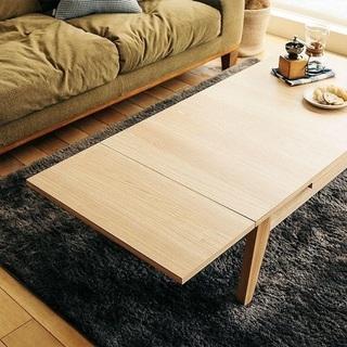 伸長テーブル
