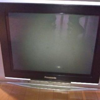パナソニックブラウン管テレビ
