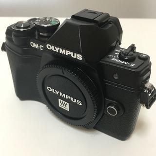 オリンパス E-M10 MarkⅢ ボディ(ブラック)