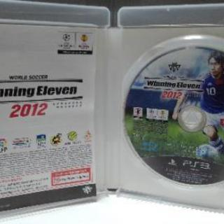 PS3 ワールドサッカーウイニングイレブン2012 - おもちゃ