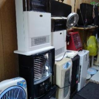 電気製品いろいろあります。