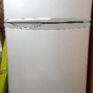 SHARP✨シャープ 冷蔵庫 冷凍庫付 美品 二枚扉 2014年製