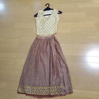 子供用‼️インド ドレス‼️インド製 サイズ30