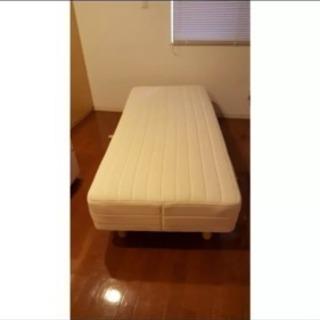 足つきベッド