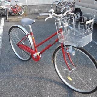 中古自転車240(防犯登録600円...