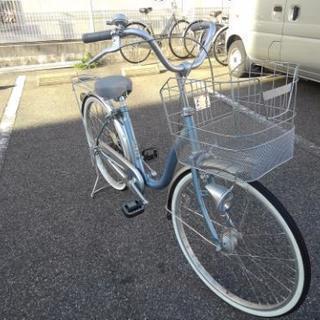 中古自転車218A(防犯登録600...