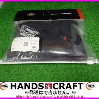 未使用品 KUSHITANI モトポロシャツ Mサイズ 黒 K-...
