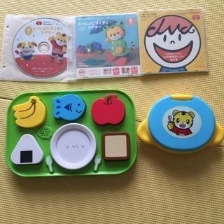 しまじろう歯磨きミラーなど(^ ^)