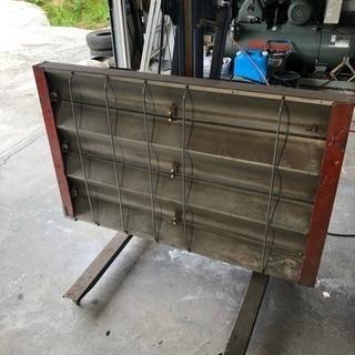 板金塗装 パネルヒーター 200v バンザイ