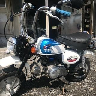 国内物 モンキー  CBX風カスタム AB27型50cc