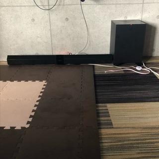 SONY ホームシアターシステム Bluetooth対応 HT-...