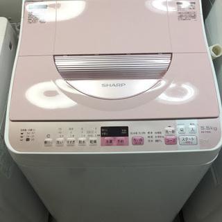 【送料無料・設置無料サービス有り】洗濯乾燥機 2017年製 SHA...