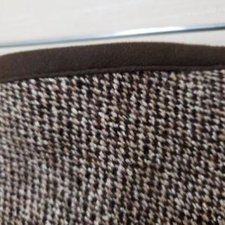レッセパッセ、ウール混スカート - 服/ファッション