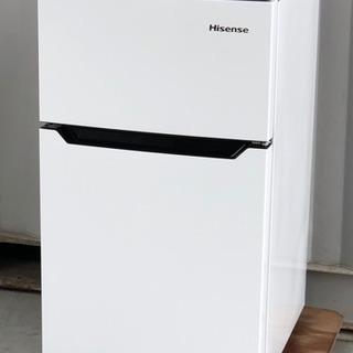 美品!ハイセンス 冷蔵庫◇93L◇2017年製◇HR-B95A
